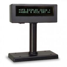 Дисплей покупателя  Shtrih LB-220 2*20 VFD